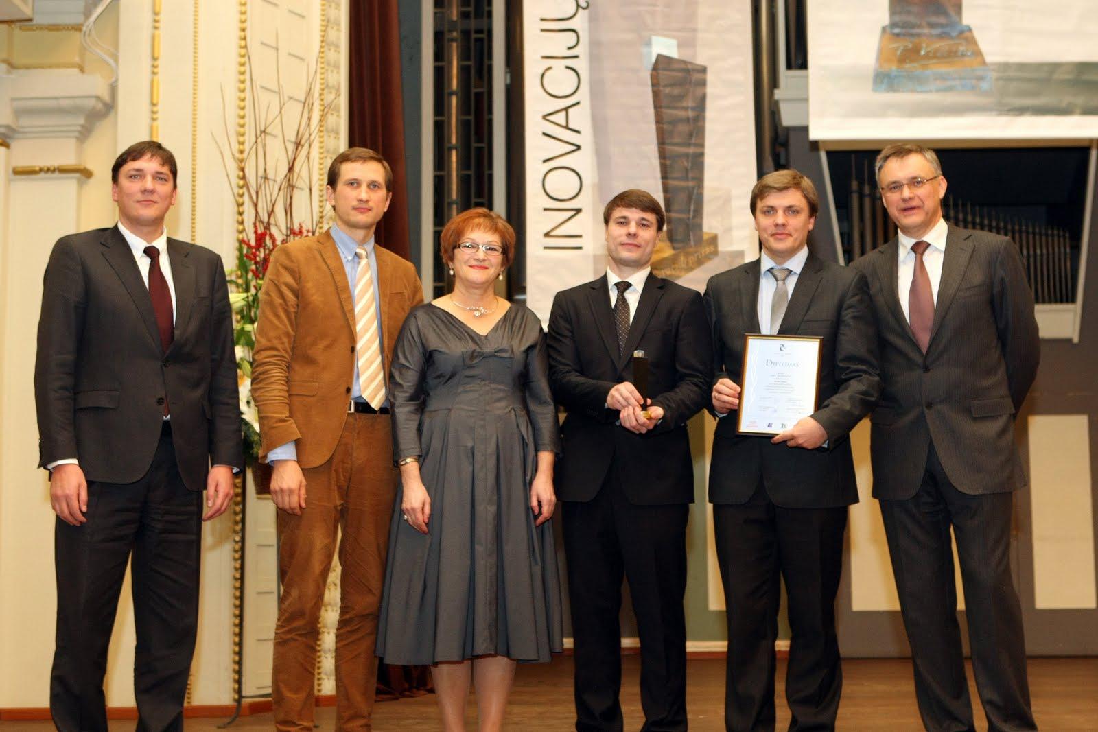 Softneta Innovation award 2012 dicom sharing portal