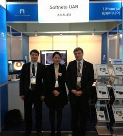 Softneta in Seoul meddream dicom viewer