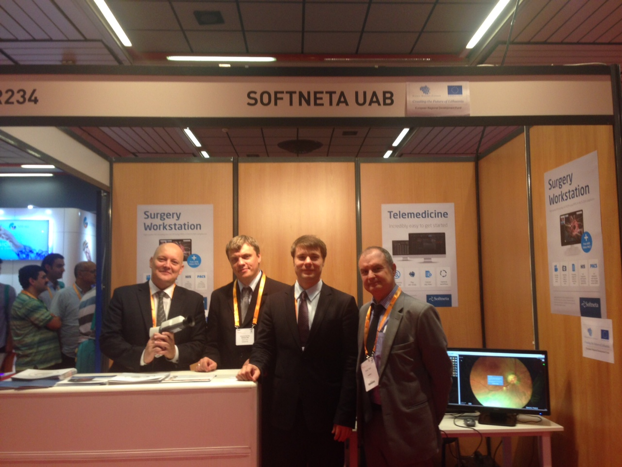 softneta medical imaging ophthalmology solutions