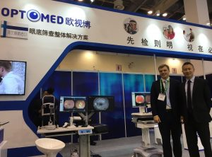 softneta ophthalmology solution Optomed workstation