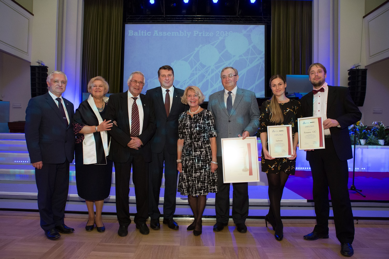 baltic assembly innovation prize 2016 softneta awards