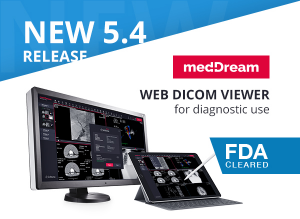 meddream web dicom viewer new release