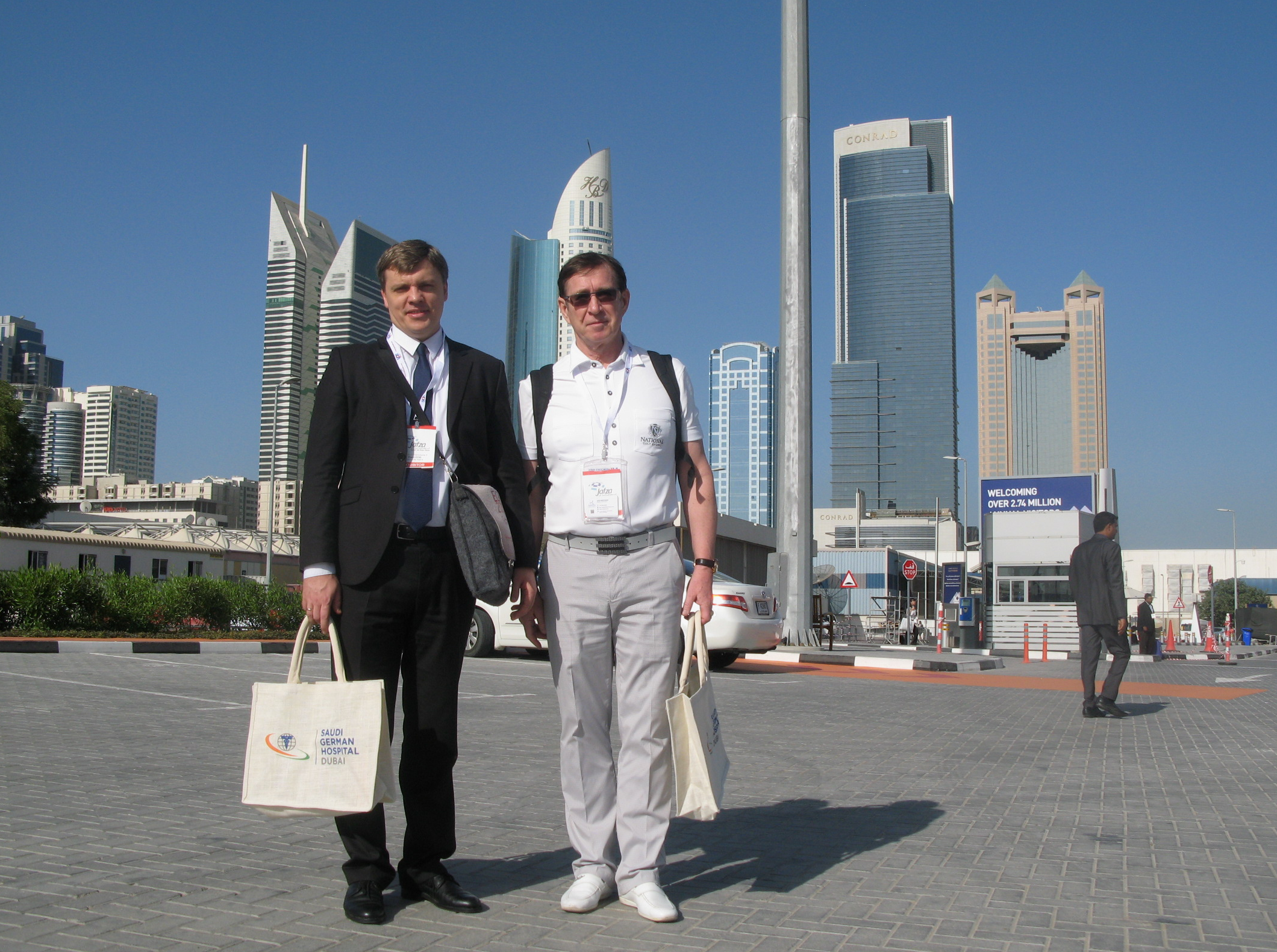 Softneta medical imaging at Arab health