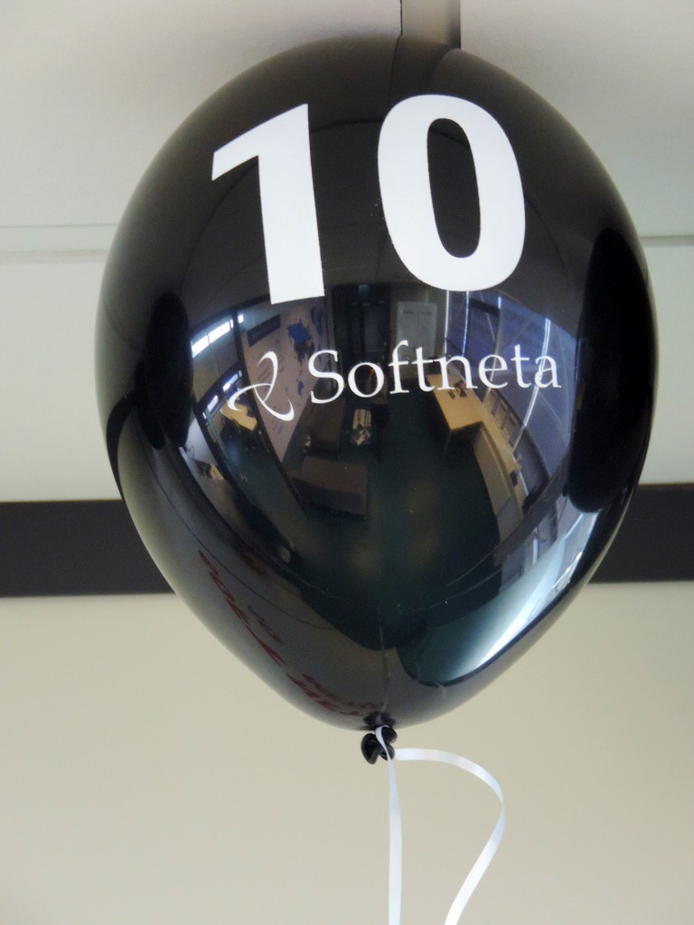 10th anniversary Softneta