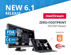 Meddream html5 dicom viewer new realease SOFTNETA