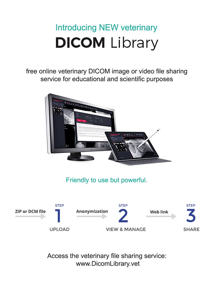 VET Dicom Library For Veterinary Imaging