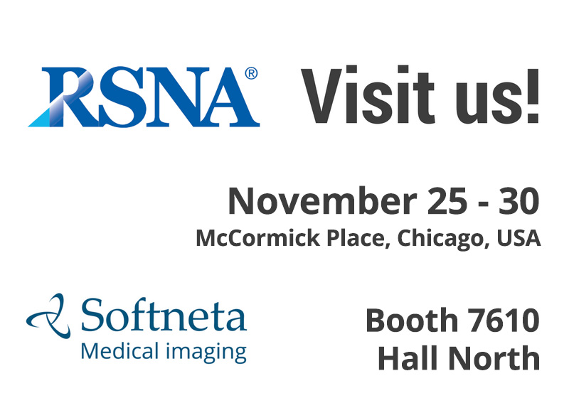 RSNA2018 softneta medical imaging