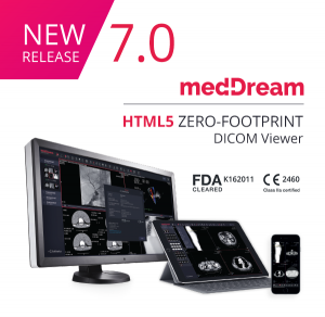 MedDream DICOM Viewer 7.0 NEW RELEASE