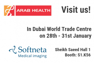 Arab Health 2019 softneta zero footprint dicom viewerArab Health 2019 softneta zero footprint dicom viewer