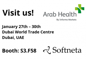 Softneta At Arab Health