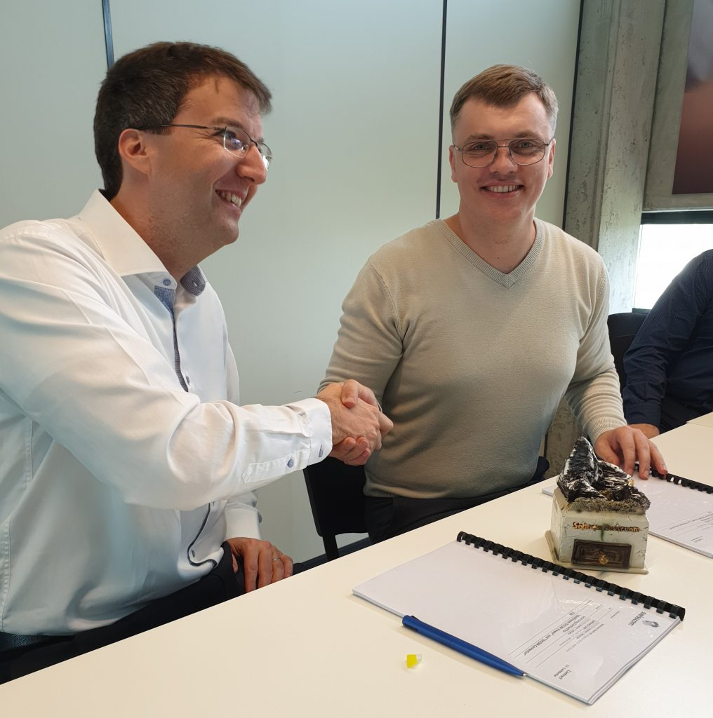 Softneta And Swisscom Collaboration Agreement