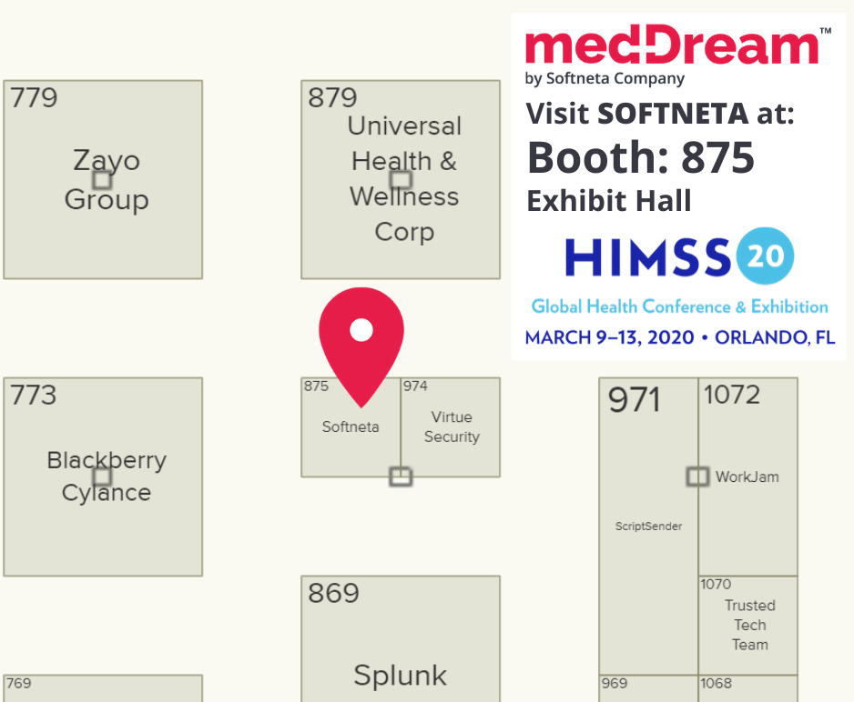 Softneta Meddream Plan At Himss 2020