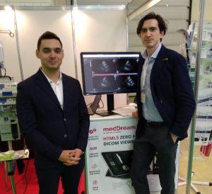 Выставка Здравоохранение 2019 Meddream