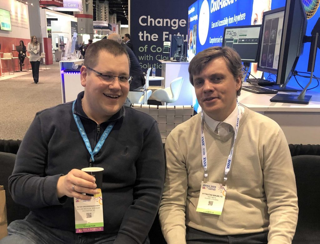 Softneta Medical Imaging At Rsna19