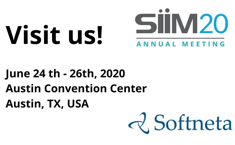 Softneta Medical Imaging At Siim 2020 Exhibition