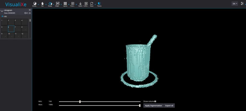 3D Model Reconstruction