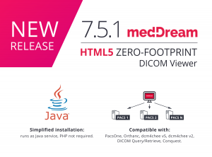 MedDream DICOM Viewer 7.5.1 NEW RELEASE