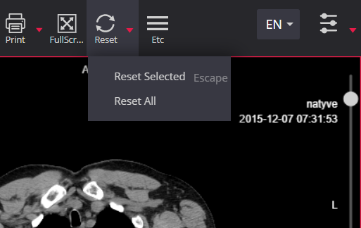 Meddream Dicom Viewer Reset