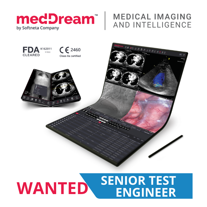 wanted Senior Test Engineer