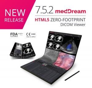 MedDream DICOM Viewer 7.5.2 new release