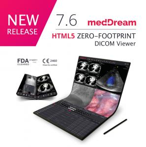 MedDream Dicom Viewer 7.6 New Release