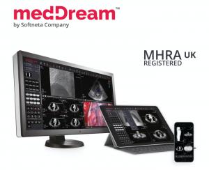 MedDream Dicom Viewer MHRA UK Registered