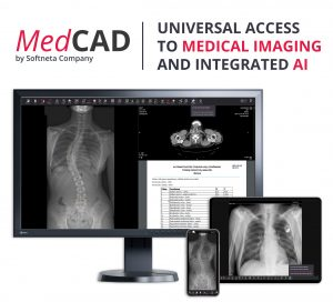 MedCAD Medical Imaging And Integrated AI